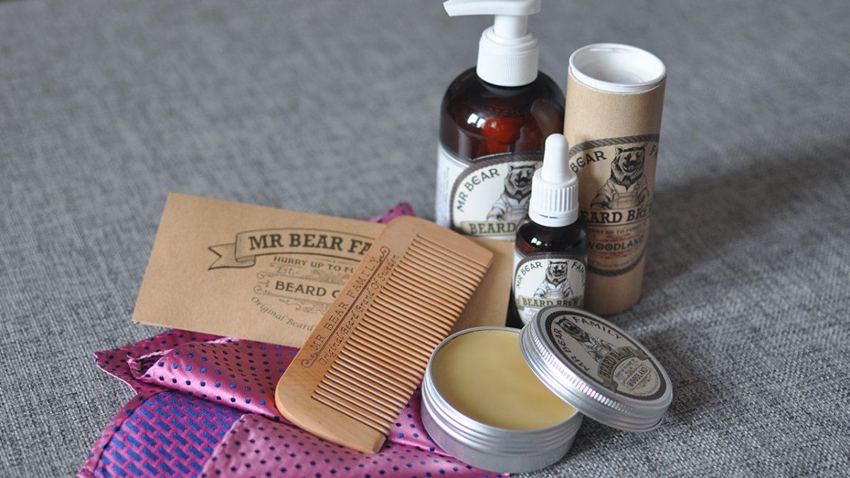 Mr Bear Family parranhoitopaketti